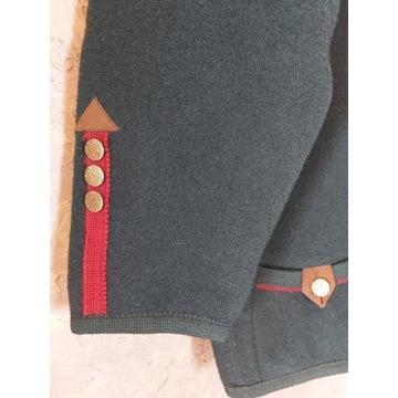 Elegancka marynarka myśliwska swetr myśliwski XL.