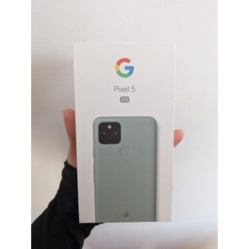 Google Pixel 5 Sorta Sage 128GB