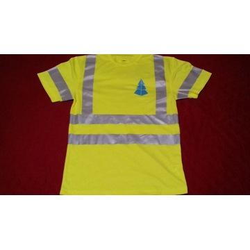 Koszulka odblaskowa T-SHIRT PROJOB 646030