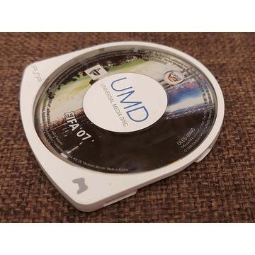 Gra PSP Fifa 07