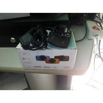 Kamerka samochodowa wideo rejestrator