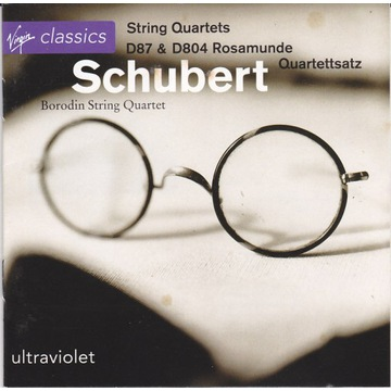 Schubert / Str Quartets / Borodin String Quartet