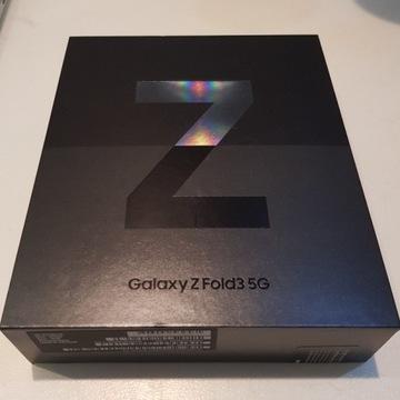 Samsung Galaxy Z Fold3 5G 12/512 Black dystSAMSUNG