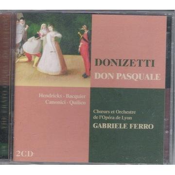 DONIZETTI Don Pasquale Barbara Hendricks 2CD