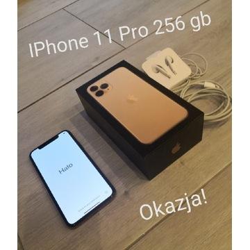 IPhone 11 Pro Gold 256 gb