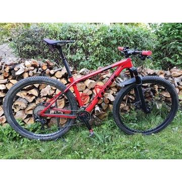 Trek Procaliber - rower MTB - carbon koła kokpit