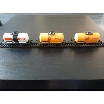 Wagony cysterny Lima H0 bcm