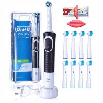 Szczoteczka Elektryczna Oral-B Vitality 100 Zestaw