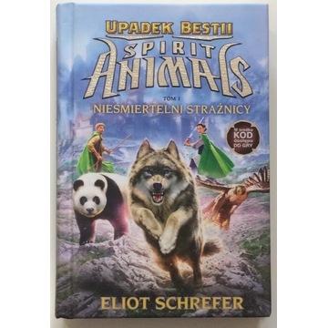 Spirit Animals Nieśmiertelni Strażnicy