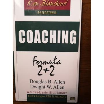 Coaching. Formula 2+2- Allen