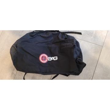 torba na motor Qbag przeciwdeszczowa