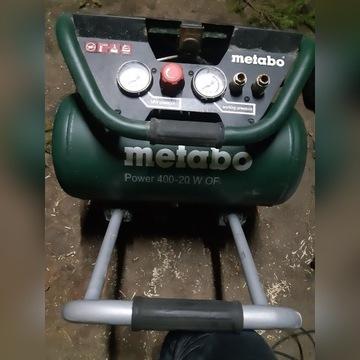Kompresor Sprężarka Metebo 400-20w uszkodzona