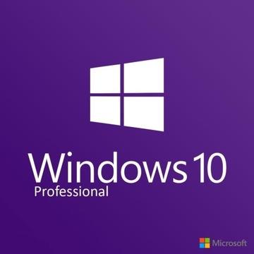 Windows 10 Pro Professional 32/64 BIT Klucz