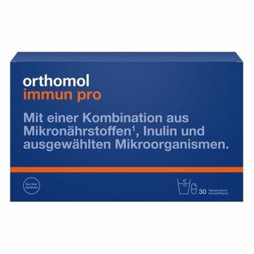 Orthomol Immun pro granulat/ kapsułka (30 szt.)