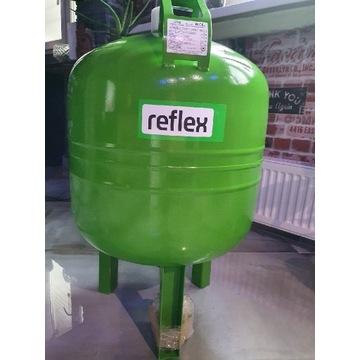 Ciśnieniowe naczynie przeponowe refleks refix DT80