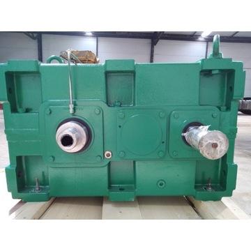 Przekładnia reduktor skrzynia biegów 400kW 8:1 NSK