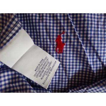 Oryginalna koszula RALPH LAUREN,roz.S stan Idealny