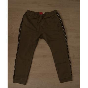 Spodnie dresowe Reebok TE TAPE JOGGER