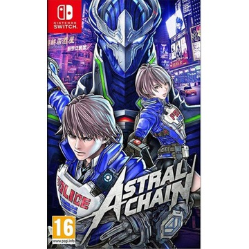 Astral Chain - gra Nintendo Switch