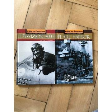 "Michał Olszański ""Dywizjon 303"",""Pearl Harbor"""