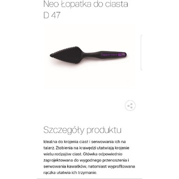 Neo Łopatka Tupperware