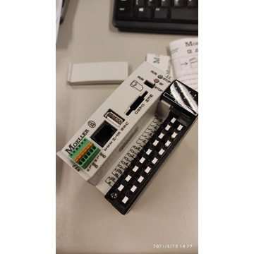 Sterownik Moeller XC 201 CPU EC256k 8DI 6DO Eaton