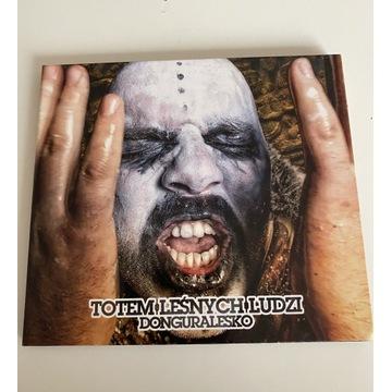 Donguralesko Totem Leśnych Ludzi 1 wydanie 2010
