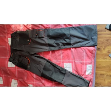 spodnie robocze rozmiar 52