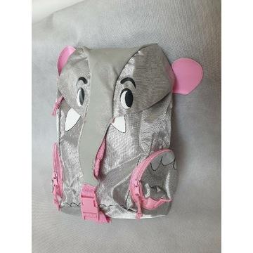Plecak słonik różowy SemiLine