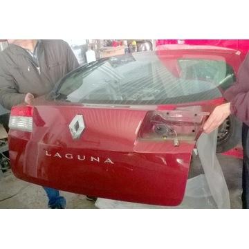 klapa bagażnika Renault Laguna 3