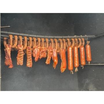Swojskie wyroby, naturlane 100% - Kiełbasa Wiejska