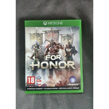Gra For Honor XBOX ONE