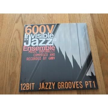 Płyta LP 600V - 12BIT JAZZY GROOVES PT1