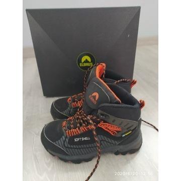 Buty trekingowe dla dziecka