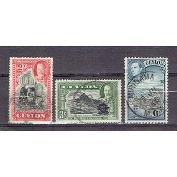 kolonie angielskie CEYLON