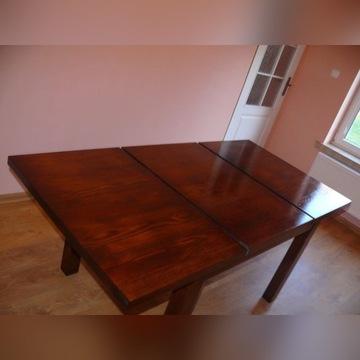 Stół rozkładany kuchenny do jadalni