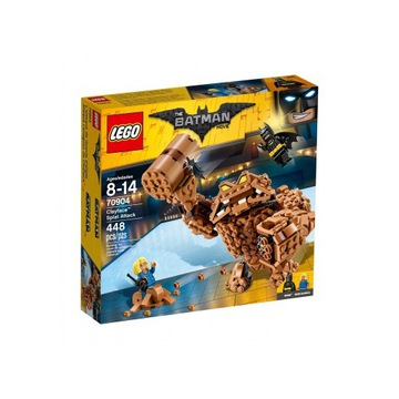 LEGO 70904 Batman Movie - Atak Clayface'a