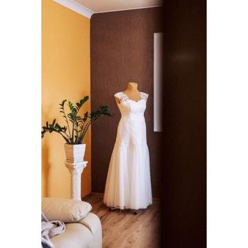 Suknia ślubna Visual Chris Plus Size