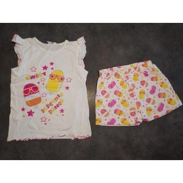 Piżama letnia Cool Club rozmiar 116