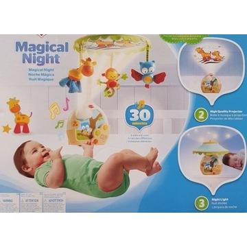 Karuzela Magiczna 3w1 z projektorem marki Tiny Lov