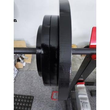 Gryf 200cm plus obciazenie razem 100kg