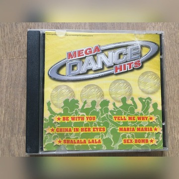 CD Mega dance hits Vava Hits 2