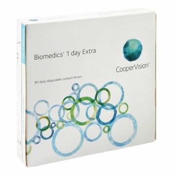 Soczewki -1.5 Biomedics 1 Day Extra - 40 sztuk!