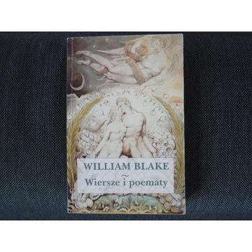 WILLIAM BLAKE Wiersze i poematy / polsko-angielski