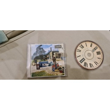 Oasis Be Here Now CD Unikat