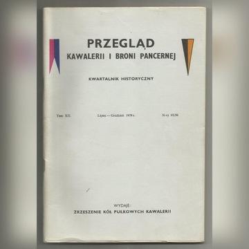 Przegląd Kawalerii i Broni Pancernej Nr 95/96