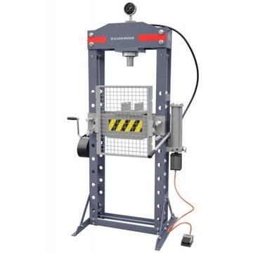 prasa hydrauliczna pneumatyczna warsztatowa 30T