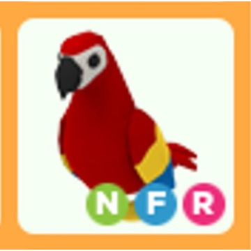 Roblox Adopt Me Parrot NFR neon FR