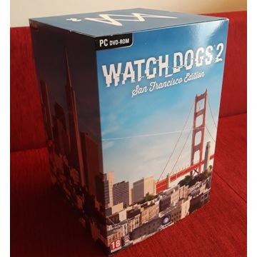 Watch Dogs 2: Edycja San Francisco PC PL nowa