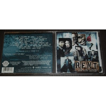 RENT Selections From The Original Motion Picture